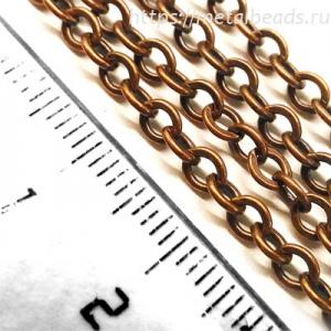 Цепочка TierraCast 20-0125-18 (oxidized copper)