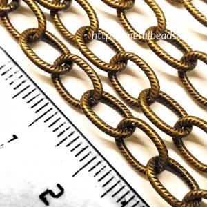 Цепочка TierraCast 20-0325-27 (oxidized brass)