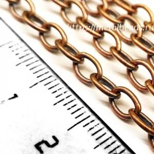 Цепочка TierraCast 20-0425-18 (oxidized copper)