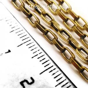 Цепочка TierraCast 20-1325-26 (antique gold)
