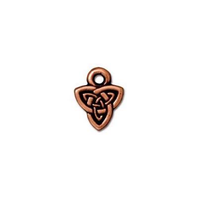 "Подвеска TierraCast 94-2103-18 (antique copper) ""Celtic Triad"""