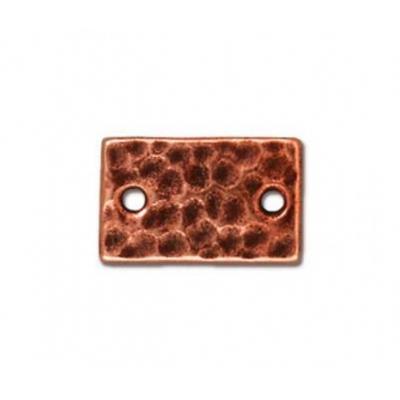 Коннектор TierraCast 94-3083-18 двусторонний (antique copper)