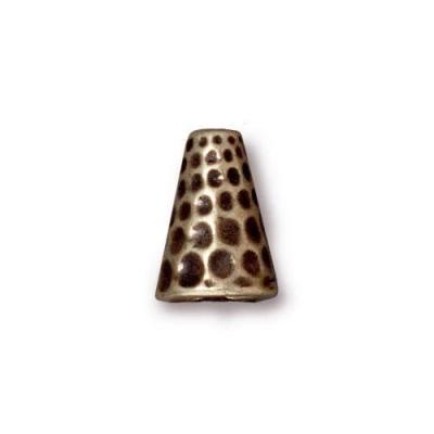 "Конус TierraCast 94-5736-27 (antique brass) ""Tall Hammertone"""