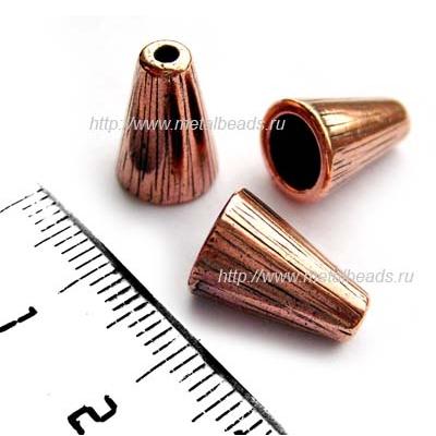 "Конус TierraCast 94-5737-18 (antique copper) ""Tall Radiant"""