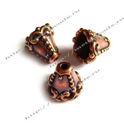 Конус TierraCast 94-5619-18 (antique copper)