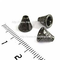 "Конус TierraCast 94-5684-13 (gunmetal) ""HAMMERTONE"""